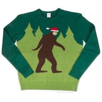 Bigfoot Sweater