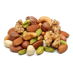250g Organic Mixed Nuts