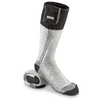 Battery-powered Wader Socks Black