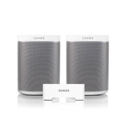 Sonos 2X PLAY:1 + BRIDGE